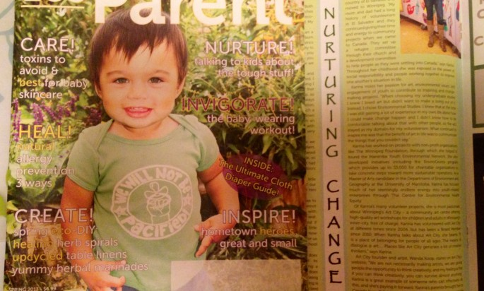 CHEP in EcoParent Magazine!